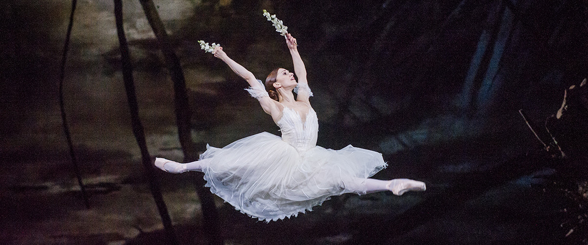 The Royal Ballet: Giselle